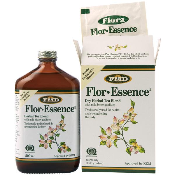 Flora Flor Essence Detox Tea 500ml