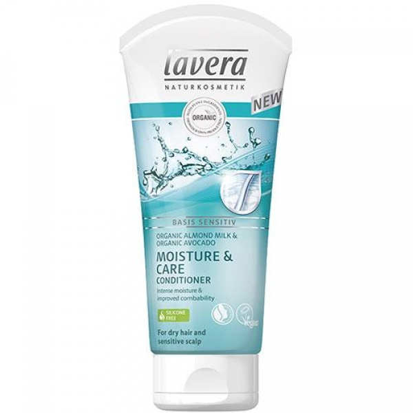 Lavera Basis Sensitive Moisture & Care Conditioner - 200ml