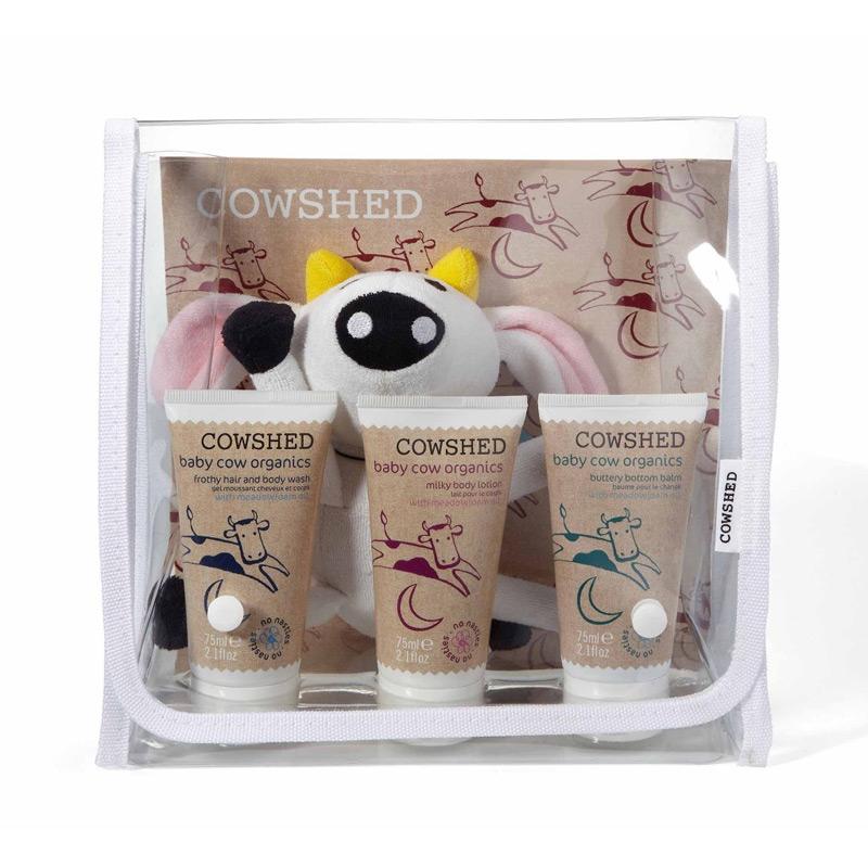 Organic Baby Gifts Ireland : Cowshed baby cow organics gift set