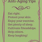 Anti-Ageing Tips – Whatever Your Age.