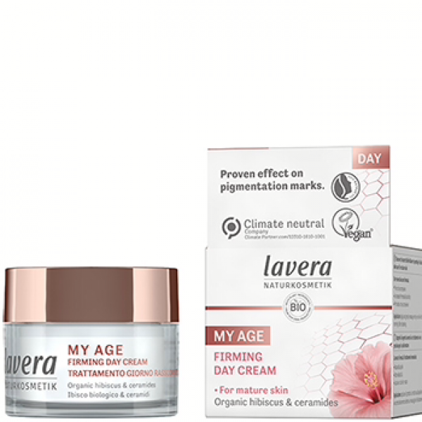 Lavera My Age Firming  Day Cream for Mature Skin