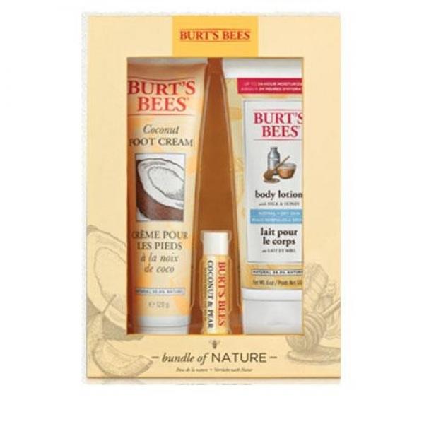 Burts Bees Bundle Of Nature Set