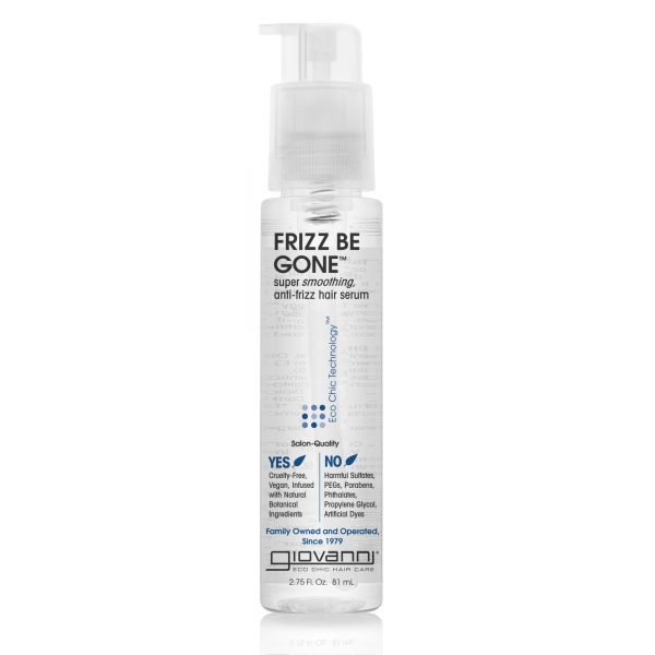 Giovanni FRIZZ BE GONE SUPER-SMOOTHING, ANTI -FRIZZ HAIR SERUM