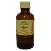 Atlantic Aromatics Arnica Oil 50ml