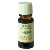 Atlantic Aromatics Eucalyptus Oil Organic 10ml