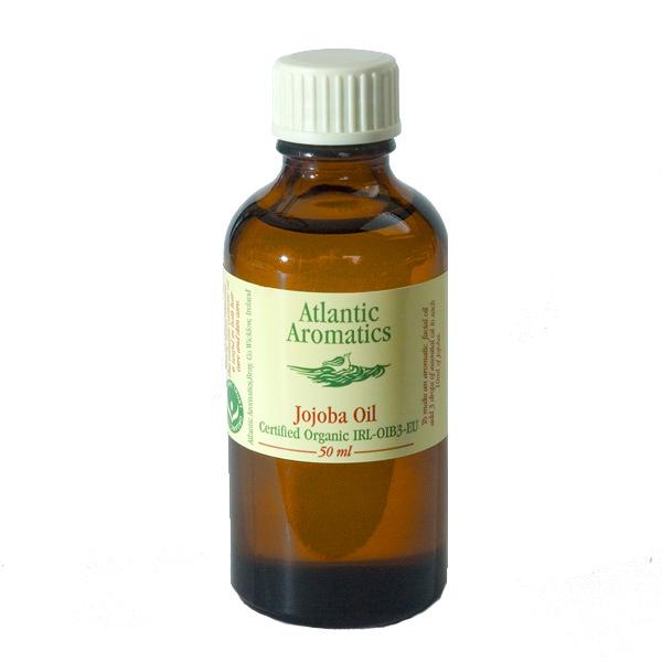 Atlantic Aromatics Jojoba Oil Organic 50ml