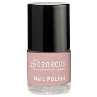 Benecos Natural Nail Polish-Sharp Rose 9ml