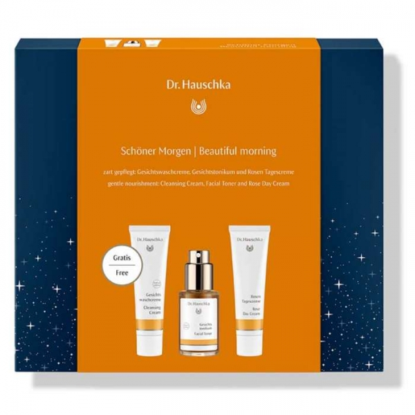 Dr Hauschka Beautiful Morning Collection