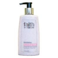 Faith in Nature Face & Body Scrub 150ml