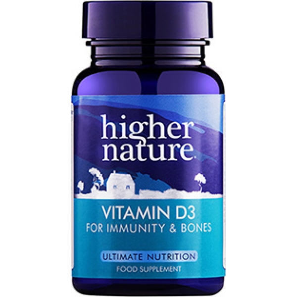 Higher Nature Vitamin D3