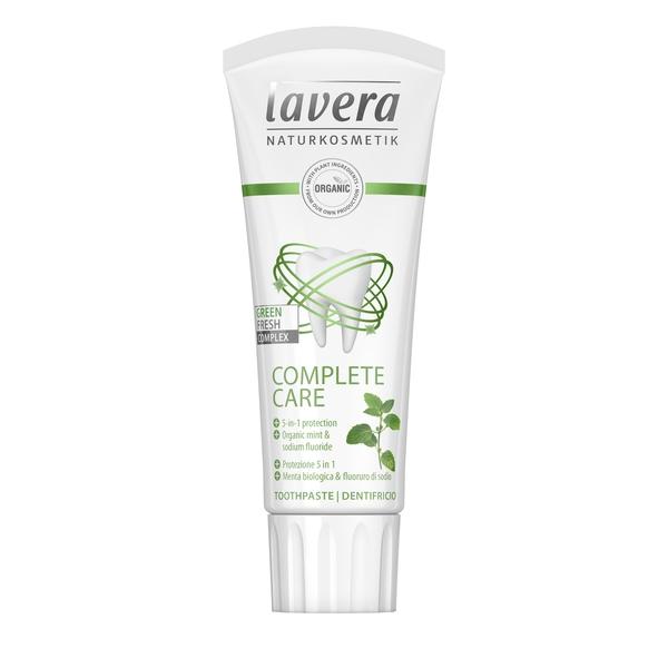 Lavera Basis Sensitiv Complete Care With Mint  75ml