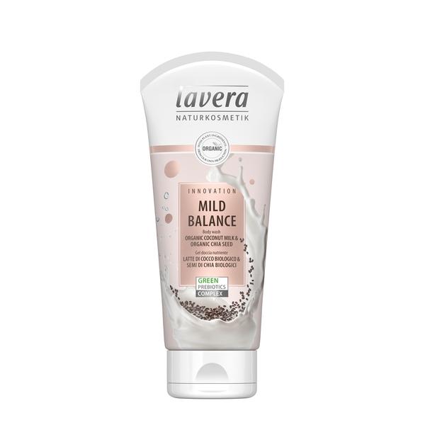 Lavera Mild Balance Coconut Milk and Chia  Body Wash 200ml