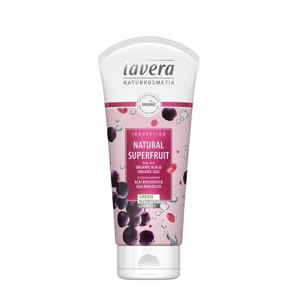 Lavera Natural Superfruit Body Wash 200ml