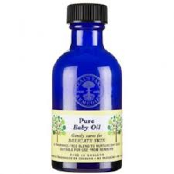 Neals Yard Remedies  Pure Baby Oil 50ml