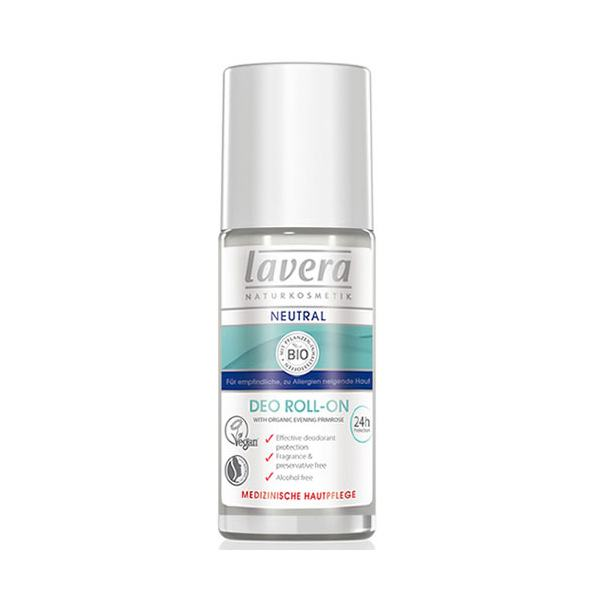 Lavera Neutral Deodorant Roll On 50ml EXP July 21
