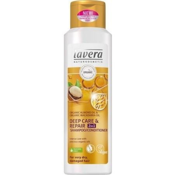Lavera 2-in-1 Deep Care & Repair Shampoo & Conditioner