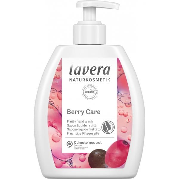 Lavera Basis Berry Liquid Soap