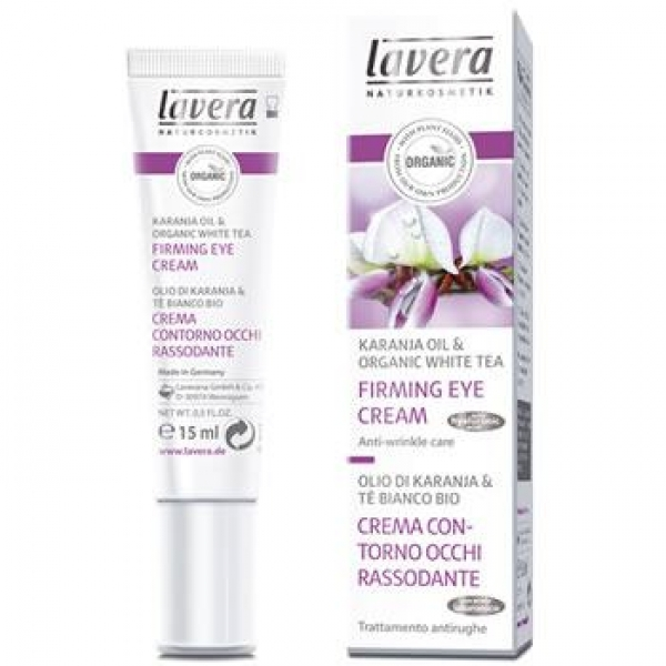 Lavera Firming Eye Cream 15ml Anti Wrinkle