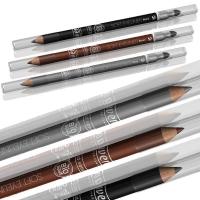 Lavera Eyeliner Colours: Black, Brown, Grey
