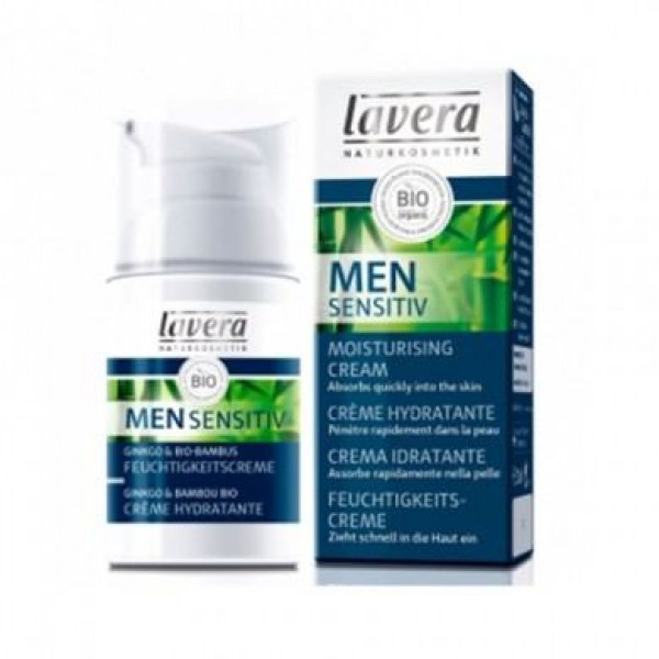 Lavera Men Sensitive Organic Moisturising Face Cream 30ml