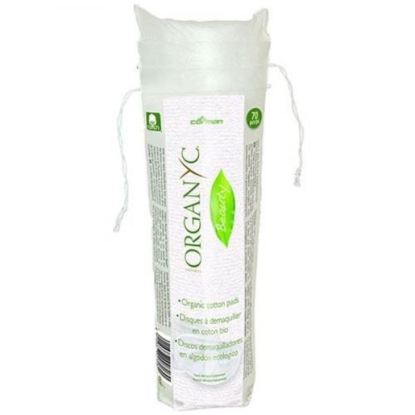Organyc 100% Organic Cotton Pads