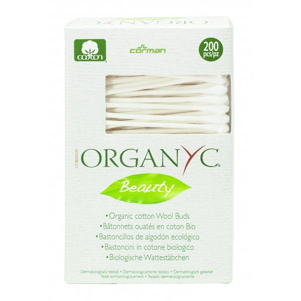 Organyc 100% Organic Cotton Buds