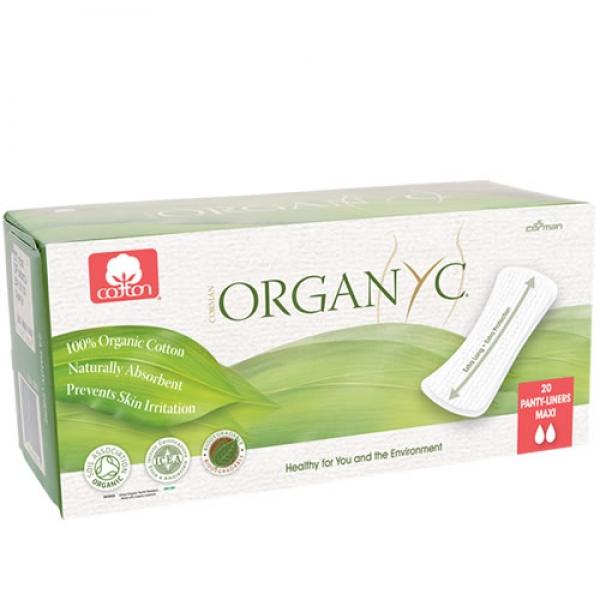 OrganyC Panty Liners Maxi