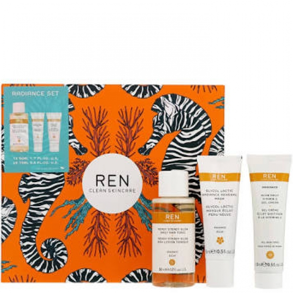 REN Get the Glow  Giftset