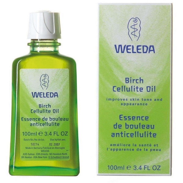 Weleda Birch Cellulite Oil